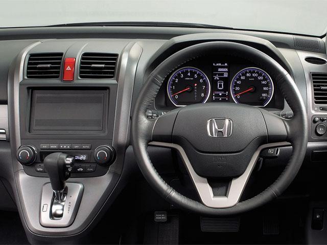 ホンダ CR-V 2008年8月〜モデル
