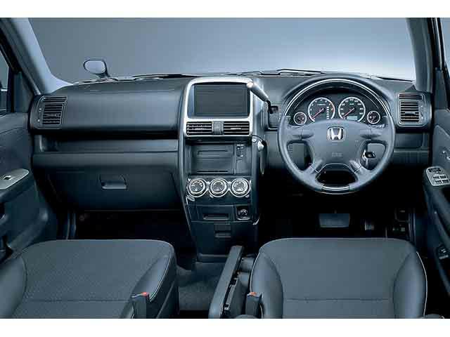 ホンダ CR-V 2003年9月〜モデル