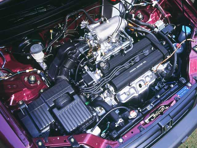 ホンダ CR-V 1997年10月〜モデル
