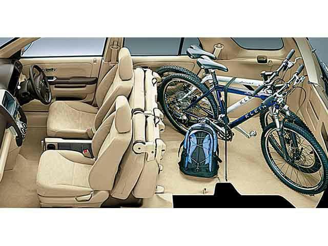 ホンダ CR-V 2005年10月〜モデル