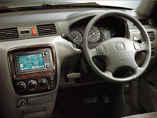 ホンダ CR-V 1998年12月〜モデル