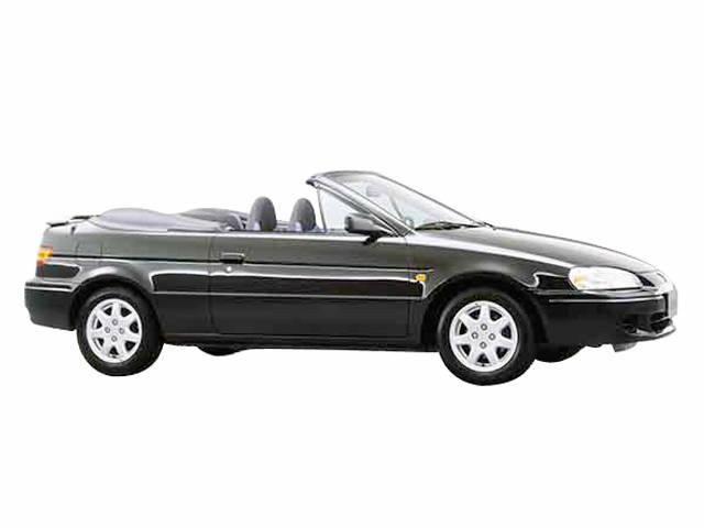 トヨタ サイノスコンバーチブル 1996年9月〜モデル