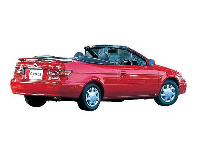 トヨタ サイノスコンバーチブル 新型・現行モデル