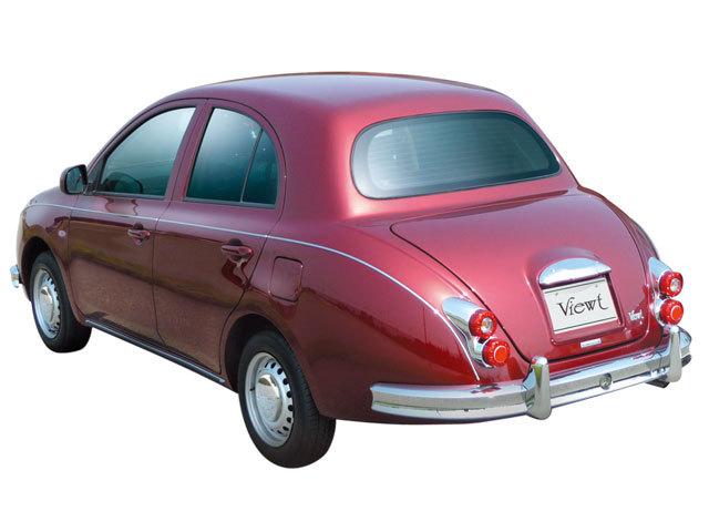 光岡自動車 ビュート 新型・現行モデル