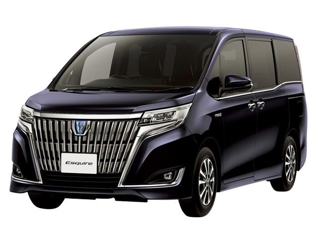 トヨタ エスクァイア 新型・現行モデル
