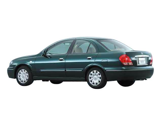 日産 ブルーバードシルフィ 2004年4月〜モデル