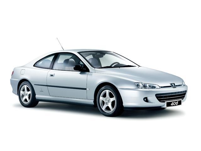プジョー 406クーペ 2003年8月〜モデル
