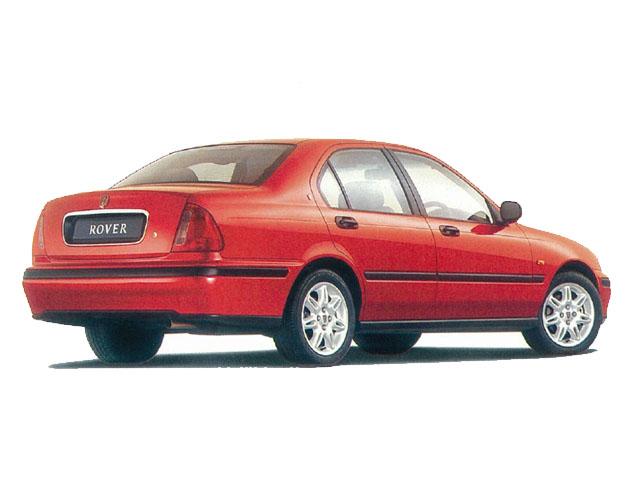 ローバー 400シリーズ 新型・現行モデル