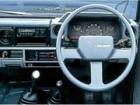 トヨタ ランドクルーザー70 1991年8月〜モデル