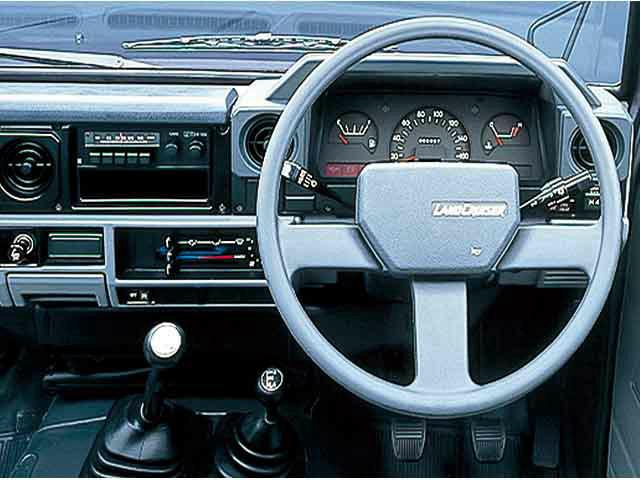 トヨタ ランドクルーザー70 新型・現行モデル