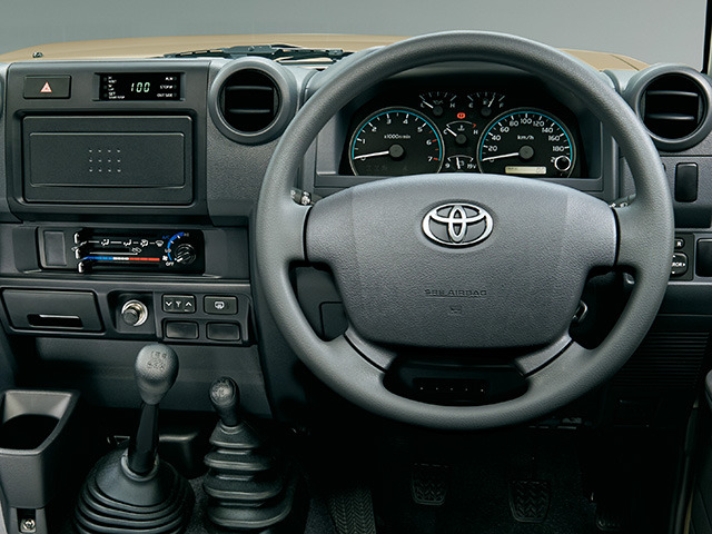 トヨタ ランドクルーザー70 新型モデル