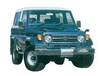 トヨタ ランドクルーザー70 1996年8月〜モデルのカタログ画像