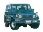 トヨタ ランドクルーザー70 1996年8月〜モデル