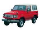 トヨタ ランドクルーザー70 1999年8月〜モデル