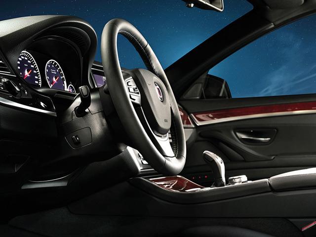 BMWアルピナ B5 2015年1月〜モデル