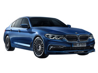 BMWアルピナ B5 2018年2月〜モデルのカタログ画像