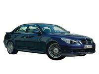 BMWアルピナ B5 2005年10月〜モデルのカタログ画像