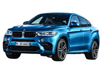 BMW X6 M 2017年4月〜モデルのカタログ画像