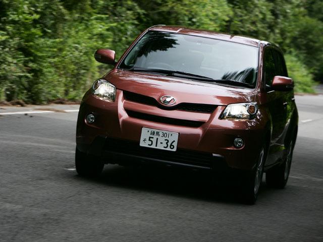 トヨタ ist 2007年7月〜モデル