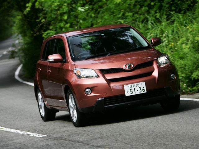 トヨタ ist 2009年10月〜モデル
