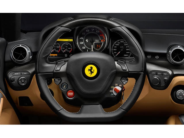 フェラーリ F12ベルリネッタ 新型・現行モデル
