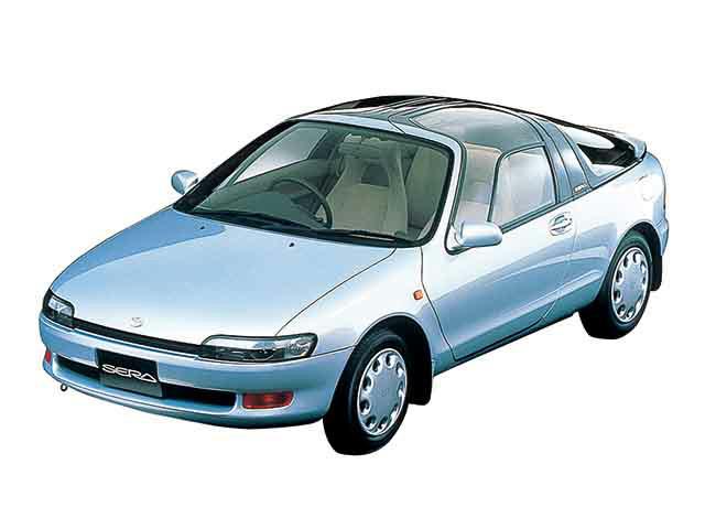 トヨタ セラ 1992年6月〜モデル