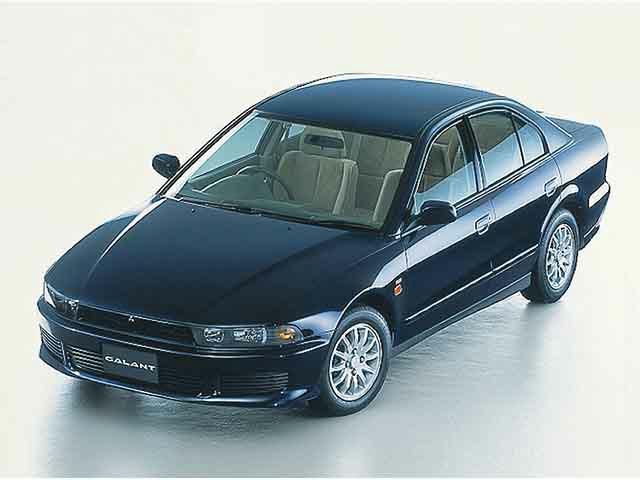 三菱 ギャラン 1998年8月〜モデル