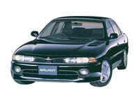 三菱 ギャラン 1992年5月〜モデルのカタログ画像