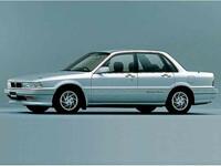三菱 ギャラン 1990年10月〜モデルのカタログ画像