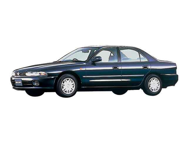 三菱 ギャラン 1993年10月〜モデル