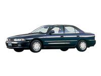 三菱 ギャラン 1993年10月〜モデルのカタログ画像