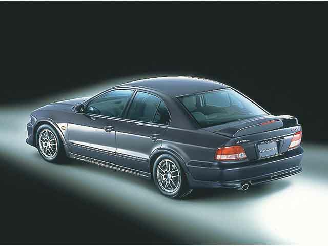 三菱 ギャラン 2002年9月〜モデル