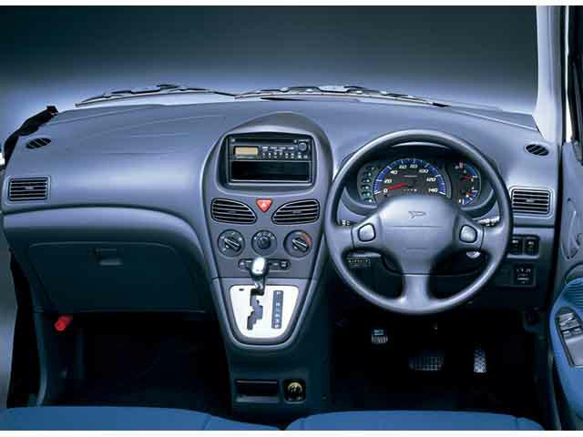 ダイハツ MAX 2003年8月〜モデル