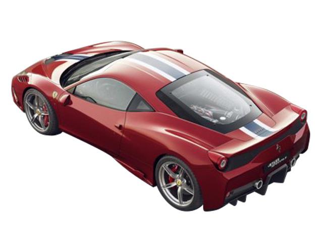 フェラーリ 458スペチアーレ 新型・現行モデル
