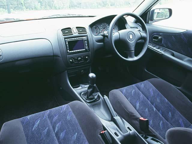 マツダ ファミリアS-ワゴン 1998年6月〜モデル
