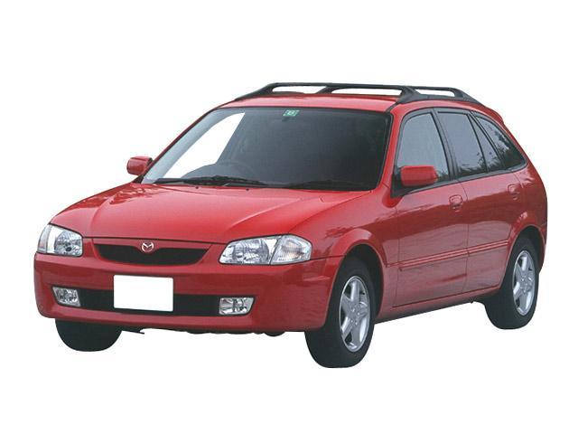 マツダ ファミリアS-ワゴン 1999年8月〜モデル