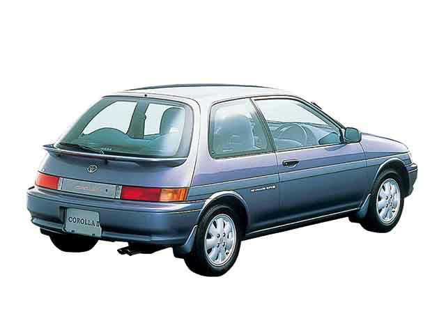 トヨタ カローラII 新型・現行モデル