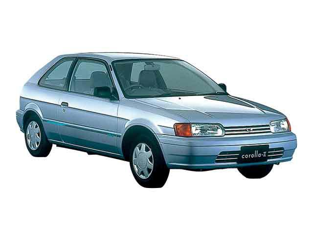 トヨタ カローラII 1996年8月〜モデル