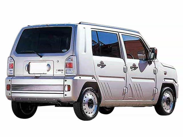 ダイハツ ネイキッド 2003年5月〜モデル