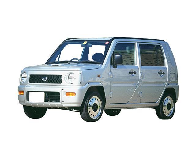 ダイハツ ネイキッド 1999年11月〜モデル