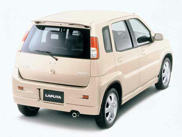マツダ ラピュタ 2002年11月〜モデル