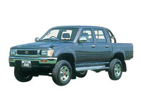 トヨタ ハイラックス 1991年8月〜モデルのカタログ画像