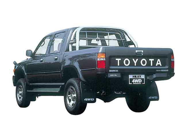 トヨタ ハイラックス 1994年8月〜モデル
