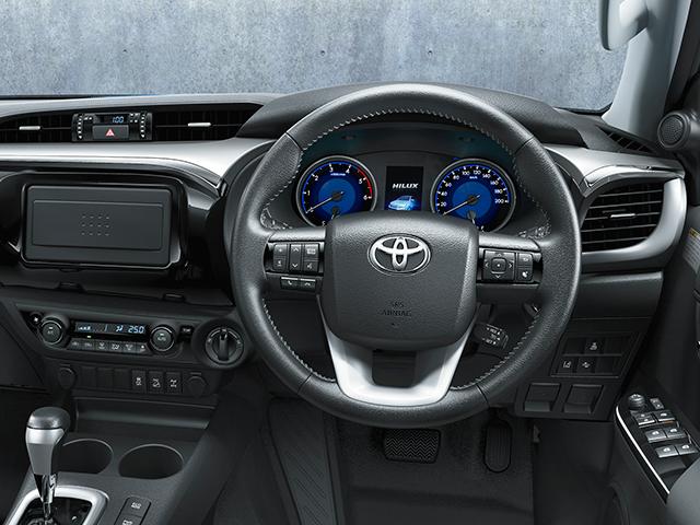 トヨタ ハイラックス 2017年9月〜モデル