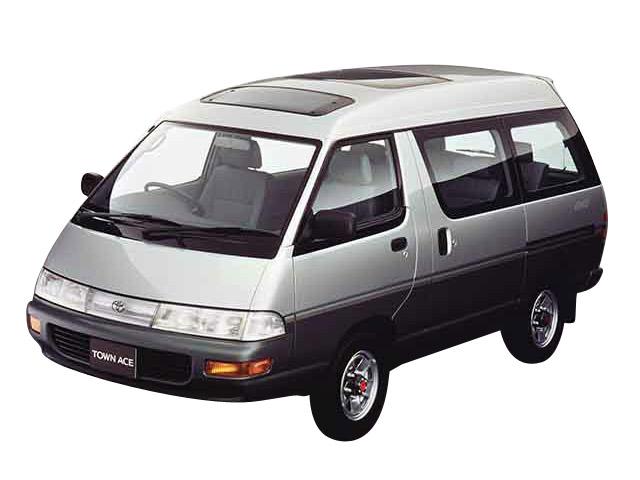 トヨタ タウンエース 新型・現行モデル