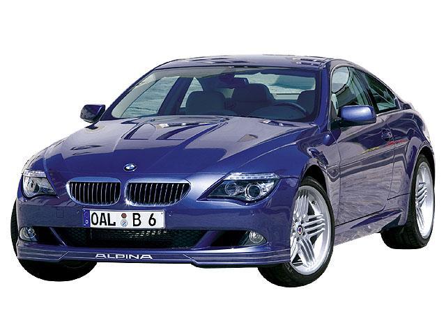 BMWアルピナ B6クーペ 新型・現行モデル