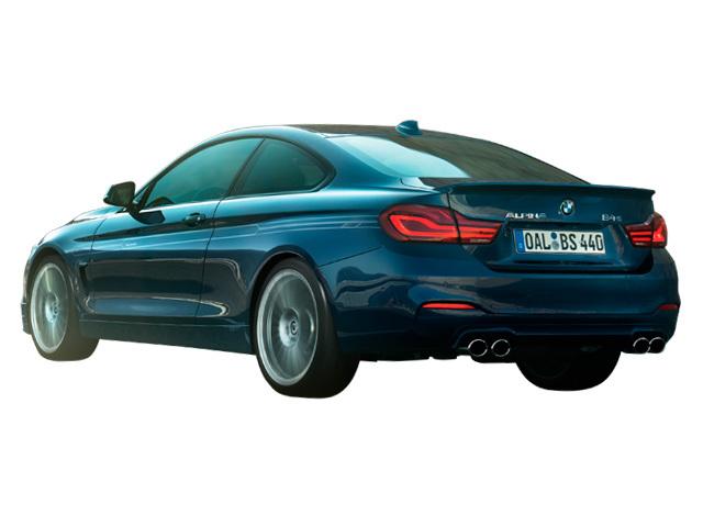 BMWアルピナ B4クーペ 新型・現行モデル