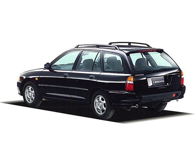 三菱 リベロ 新型・現行モデル