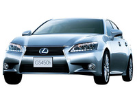 レクサス GSハイブリッド 2013年10月〜モデルのカタログ画像