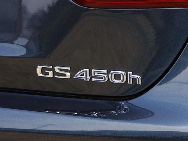 レクサス GSハイブリッド 2014年9月〜モデル
